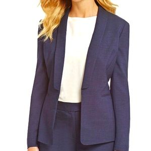 "Antonio Melani NEW Navy Blue ""Lila Jacket"" blazer"